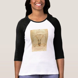 da Vinci Skydiving Camiseta