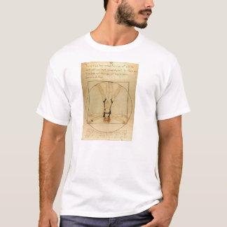 da Vinci Skydiving T-shirt