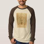da Vinci Skydiving Tshirt