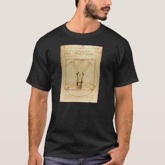 da Vinci Skydiving Tshirts