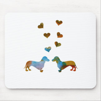 Dachshunds Mouse Pad