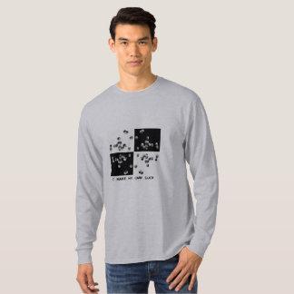 DADOS AFORTUNADOS de George Demetri eu faço minha Camiseta