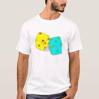 Dados Funky Camiseta
