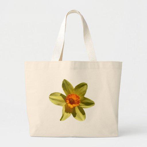 Daffodil, flor do nacional de Galês Bolsas Para Compras