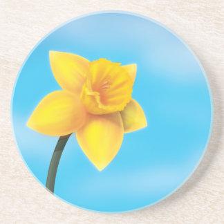 Daffodil Porta Copos De Arenito