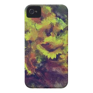 Daffodils amarelos na lata velha do leite capa para iPhone