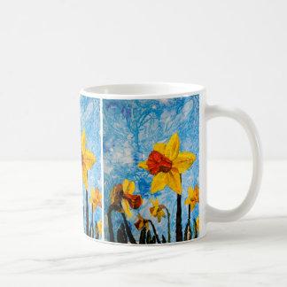 Daffy Daffs da caneca do primavera