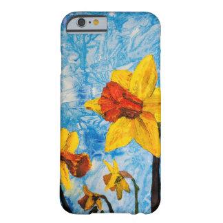 Daffy Daffs da capa de telefone do primavera