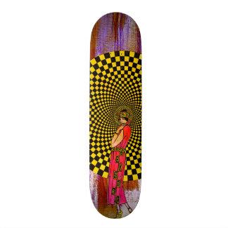 Daliance por Michael Moffa Shape De Skate 18,1cm