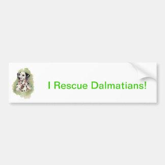 Dalmatian Adesivo Para Carro