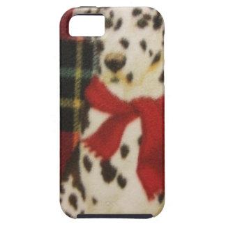 Dalmatian do feriado capa tough para iPhone 5