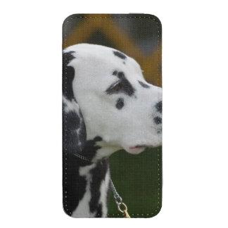 Dalmatian manchado doce bolsinha de celular