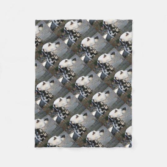 Dalmatian - o Reina de Cindy Cobertor De Lã