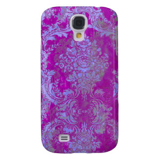 Damasco do natasha do vintage de PixDezines Galaxy S4 Covers