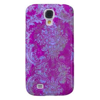 Damasco do natasha do vintage de PixDezines Galaxy S4 Covers
