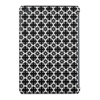 Damasco floral preto e branco capa para iPad mini retina