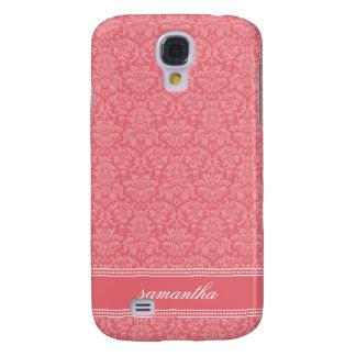 Damasco Pern (rosa) Galaxy S4 Case