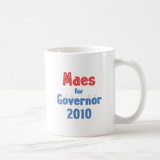 Dan Maes para o design da estrela do governador Caneca