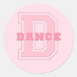 Dança Adesivo