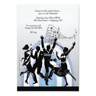 Dança ao convite da música