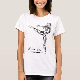 Dança Camiseta