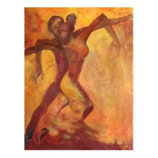 Dança Cartão Postal