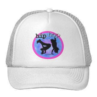 Dança - chapéu das meninas de Hip Hop Bones