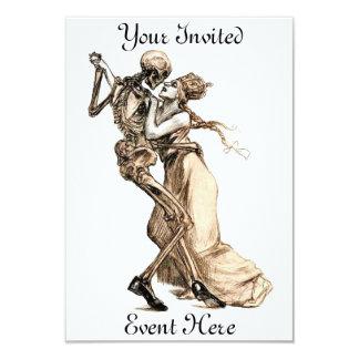 Dança com convite da morte