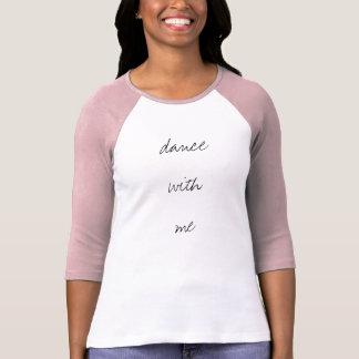 Dança comigo camisa do dançarino