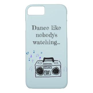 Dança como ninguém citações de observação na capa