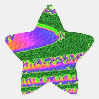 Dança da colheita do arco-íris de STBX Adesito Estrela