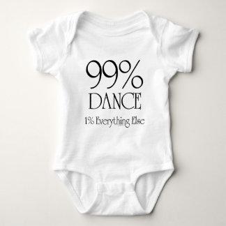 Dança de 99% camiseta