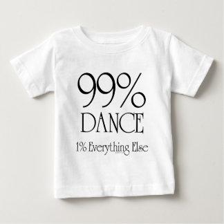 Dança de 99% t-shirts