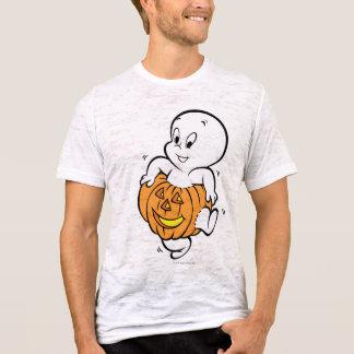 Dança de Casper na abóbora Camiseta