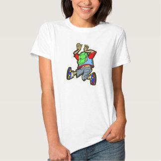 Dança de Hip Hop Tshirts