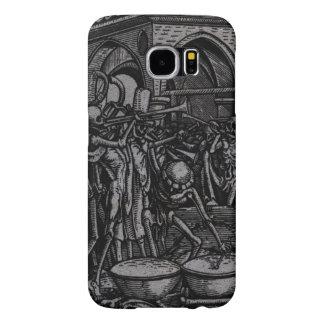 Dança de morte | os ossos de todos os homens capas samsung galaxy s6