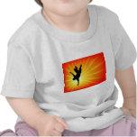 Dança de ruptura t-shirts