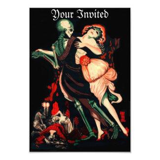 Dança do convite da morte