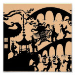 Dança do pagode poster