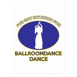 dança do ventre cartoes postais
