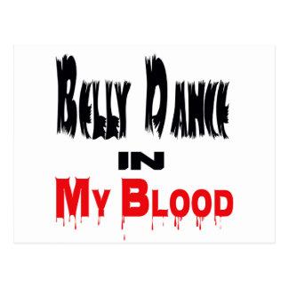 Dança do ventre em meu sangue