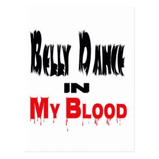 Dança do ventre no sangue