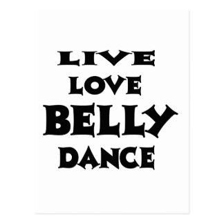 Dança do ventre viva do amor