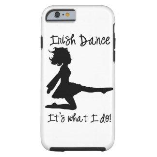 Dança irlandesa: É o que eu faço! capas de iphone