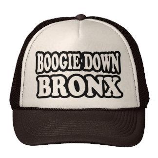 Dança para baixo Bronx, NYC Boné