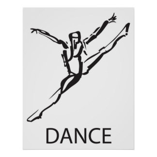dança pôster