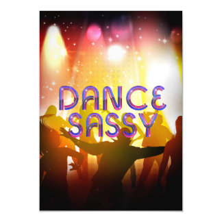 Dança SUPERIOR Sassy