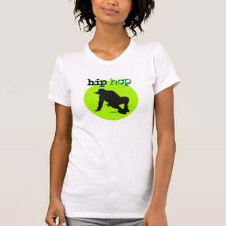 Dança - t-shirt de Hip Hop