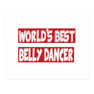 Dançarino de barriga do mundo o melhor cartao postal