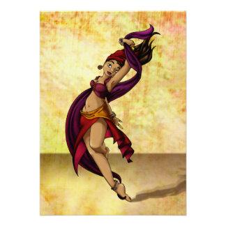 Dançarino de Rohesia